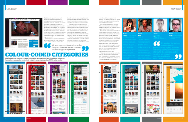 8e0474a8fcf1 USA Today Featured in Web Designer Magazine