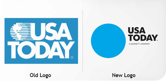 USA Today rebranded logo