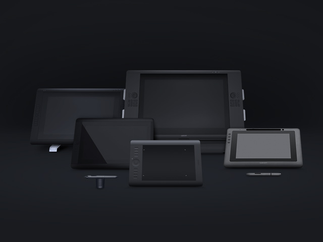 Wacom_Graphics_Products